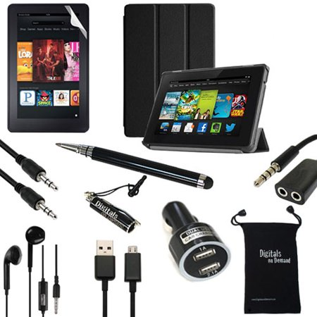 Fire hd 7 case and accessories digitalsondemand 9 item accessory fire hd 7 case and accessories digitalsondemand 9 item accessory kit for amazon publicscrutiny Image collections