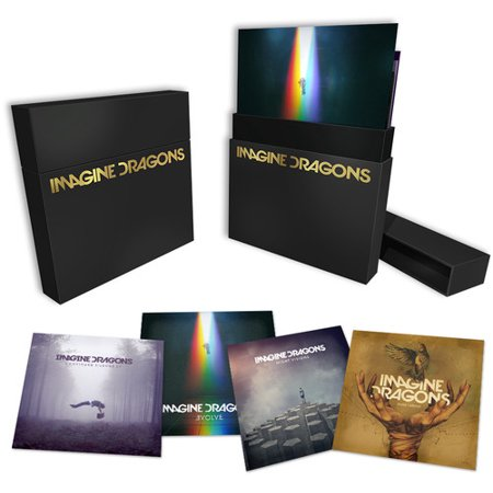 Imagine Dragons (Vinyl) (Limited Edition) ()