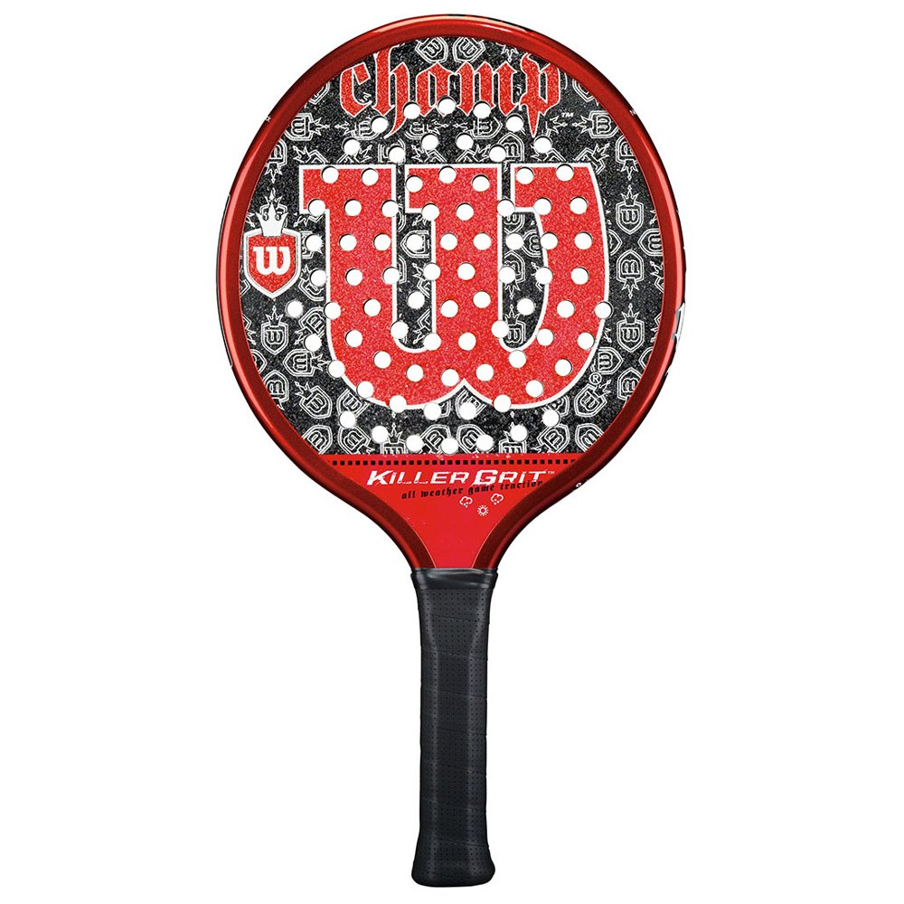 Wilson '13 Champ Platform Tennis Paddle by Wilson