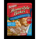 Banquet Homestyle Bakes Country Chicken, Mashed Potatoes & Biscuits, 30.9 ounces