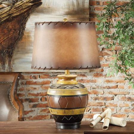 Dakota 24-Inch Table Lamp, Pottery ()