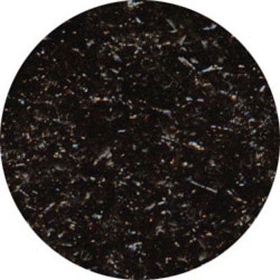 1/4 Oz Edible Glitter (Black Edible Glitter - 1/4 oz - CK)