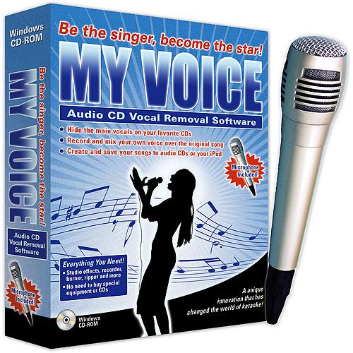 My Voice - Box pack - 1 user - CD - Win