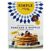 Pancake and Waffle Almond Flour Baking Mix