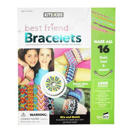 Kits For Kids By Spice Box Best Friend Bracelets Starter Kit