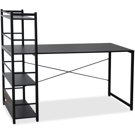 Lorell, Multishelf Tower Computer Desk, 1 Each ()