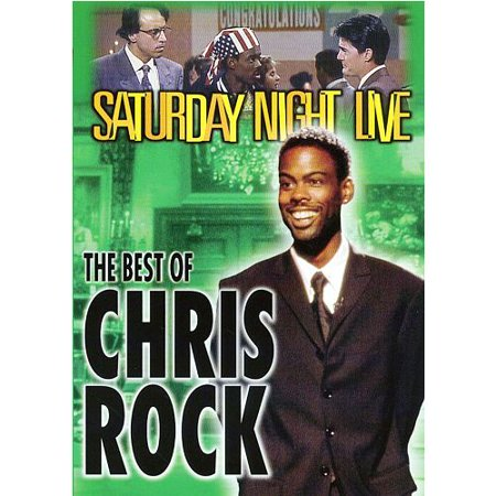Saturday Night Live: The Best of Chris Rock (Full Frame)](Chris Rock Halloween)