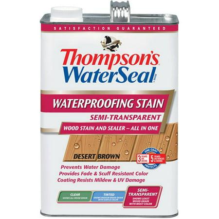 Thompson S Waterseal Thompson Desert Semi Trans Stain 1g
