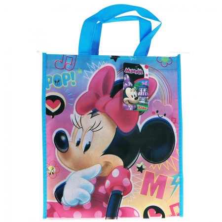 Disney Kids Minnie Reusable Medium Non Woven Tote Bag](Minnie Mouse Tote Bag)