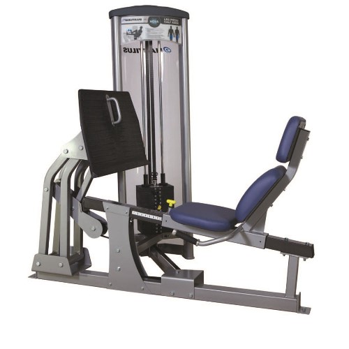 Nautilus Leg Press-Calf Flex Machine - Nitro Nova