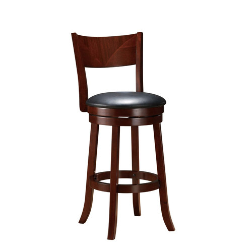 Wildon Home 24'' Swivel Bar Stool by