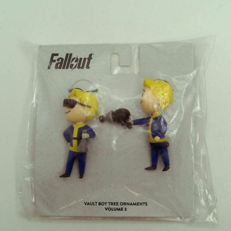 Fallout Numskull Vault Boy Tree Ornaments Volume 3 - Fallout Vault Suit For Sale
