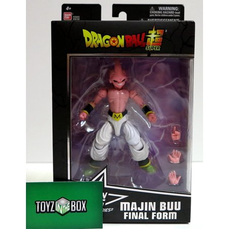 Bandai Dragon Ball Stars Dragonball Super Majin Buu Final Form Kid Action (Goku Vs Majin Buu Final Battle Full Fight)