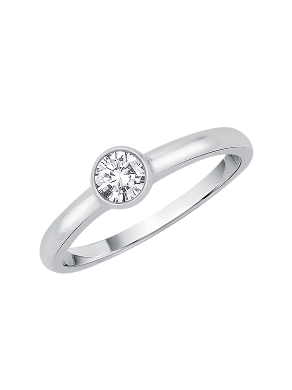 Size-6.75 G-H,I2-I3 1//8 cttw, Diamond Wedding Band in 10K Yellow Gold