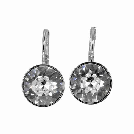 (Swarovski Bella Crystal Pierced Mini Earrings 5085608)