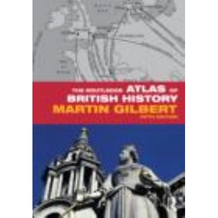 The Routledge Atlas of British History (Routledge Historical Atlases) (Paperback)
