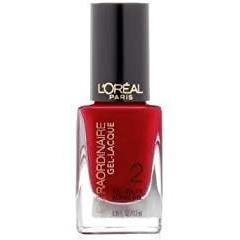 L'oreal Paris Extraordinaire Gel-lacque 1-2-3 Nail Color  Lacque-red  0.39 Fl...