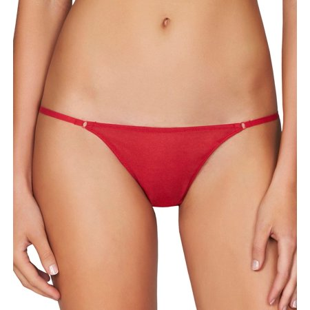 Women's Heidi Klum Intimates H30-1561B Gloss Bar Bikini Brief - Stripe Bikini Brief