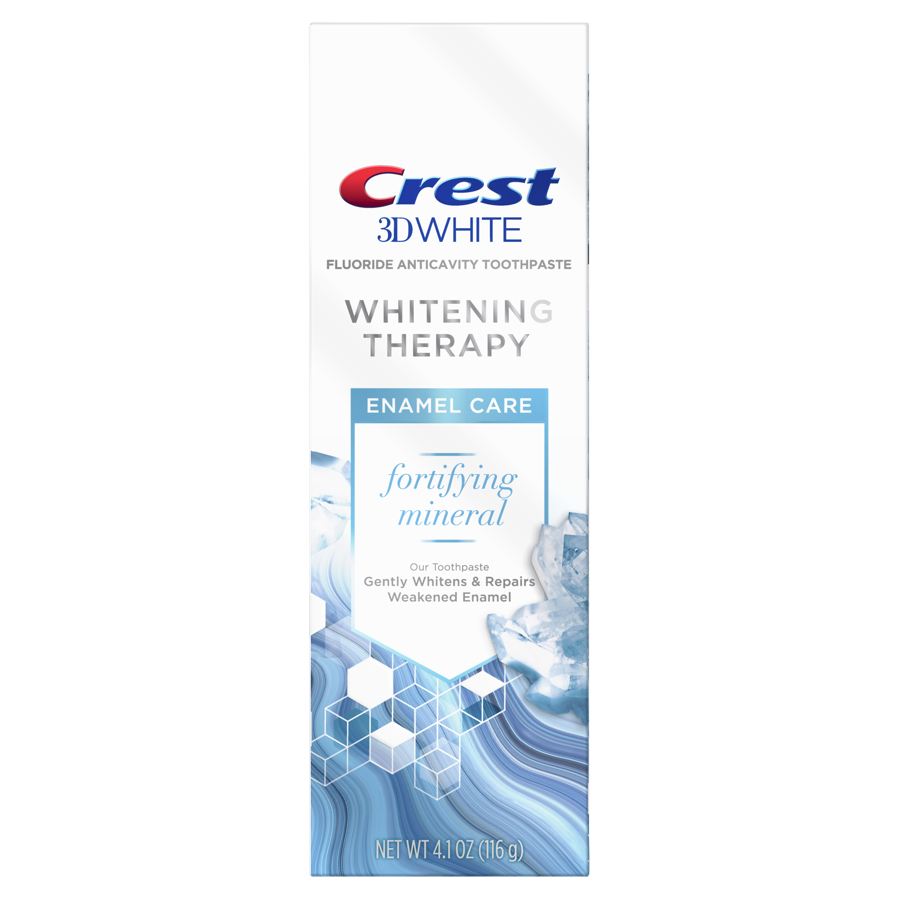 Crest 3D White Whitening Therapy Enamel Care Fluoride
