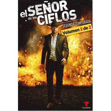 El Senor De Los Cielos: Segunda Temporada: Volumen 2 De 2 (Cast Of El Senor De Los Cielos)