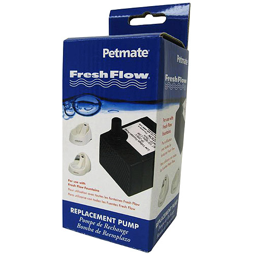 Petmate Fresh Flow Replacement Pump 120V without Flow Valve