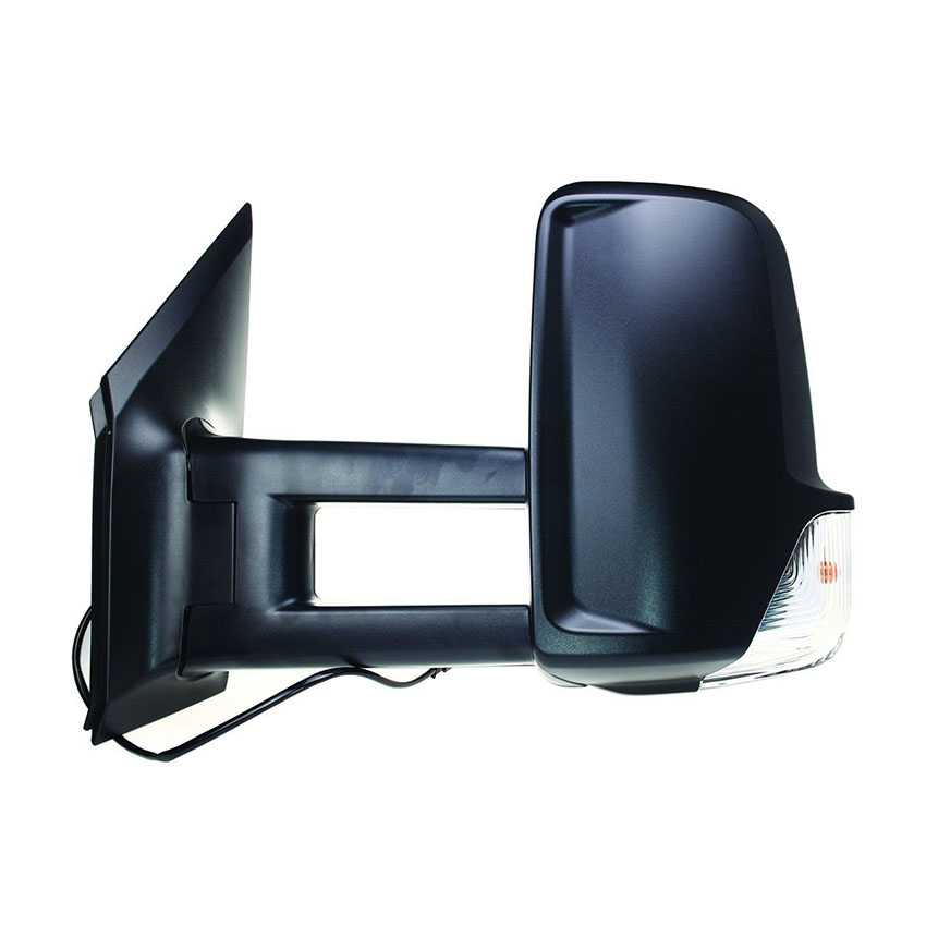 RareElectrical NEW LEFT TOWING DOOR MIRROR FREIGHTLINER S...