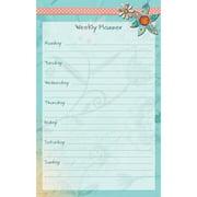 WSBL Bloom WSBL Weekly Planner Pad