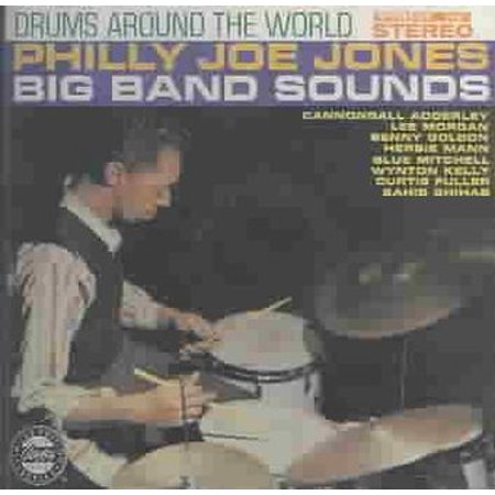 Big Band Drum - Drums Around the World: Big Band Sounds