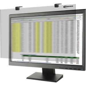 "Innovera Premium Antiglare Blur Privacy Monitor Filter for 21.5""-22"" Widescreen LCD"