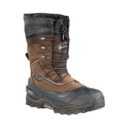 baffin men's snow monster insulated all-weather boot,worn brown,9 d us thumbnail