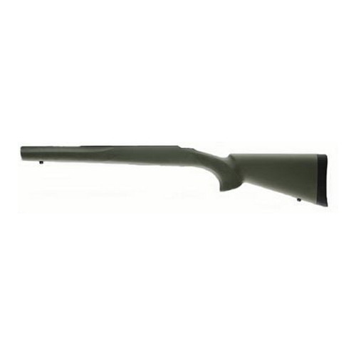"""Hogue Ruger 77 MKII Long Action """"B"""" Barrel, Full Length Bed Block Stock OD 77223"""