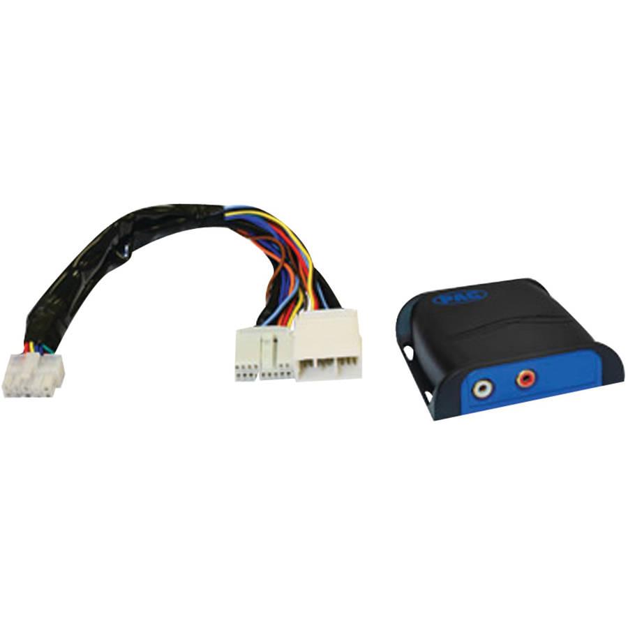 Accesorios Electrónicos Para El Auto AAI-HD3 de PAC 14 pines satélite o cambiador de CD entrada auxiliar seleccione Honda/Acura 2003-2012 + PAC en Veo y Compro