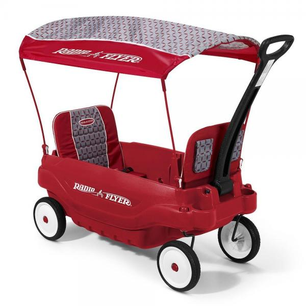 Radio Flyer 5- in-1 Family Wagon by Radio Flyer