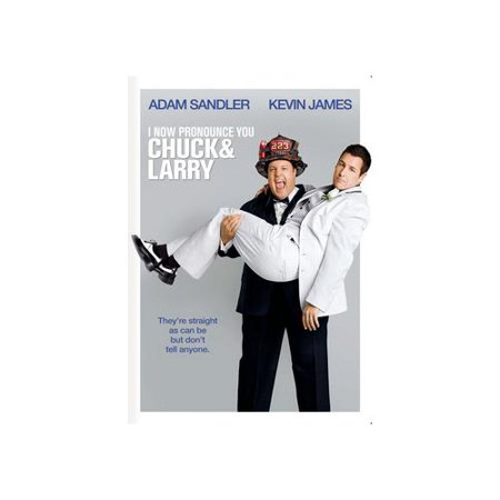 I Now Pronounce You Chuck And Larry  Ws Dvd