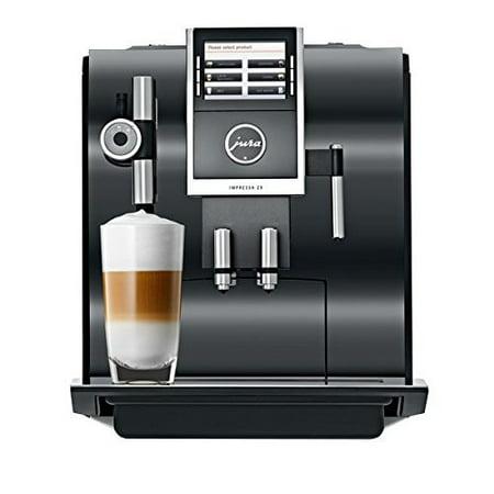 ura IMPRESSA Z9 Automatic Coffee Machine, Black (Certified