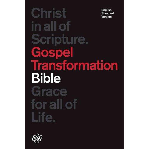 Gospel Transformation Bible: English Standard Version, Black
