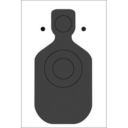 San Francisco (CA) PD Paper Target Pack of 50 by