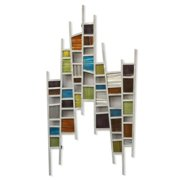 Nova Lighting Colored Windows Metal Wall Art