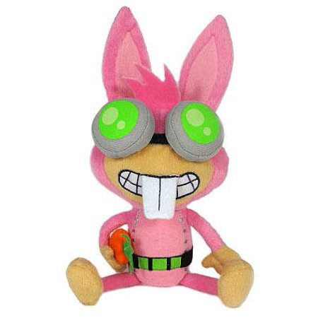 Poptropica Dr  Hare Plush
