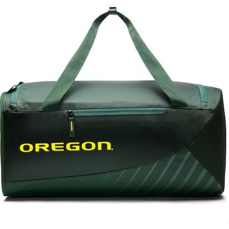 Oregon Ducks Nike Vapor Duffel Bag - Green - No