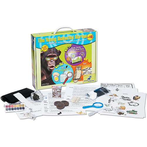 The Young Scientists Series - Science Experiment Kit - Set #10