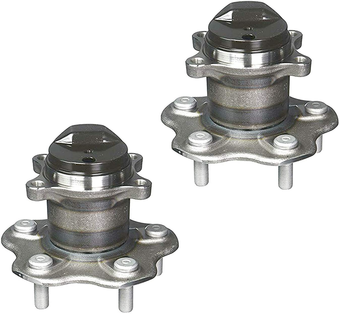 Brand New Rear Wheel Hub and Bearing Assemblies Right or Left For Nissan