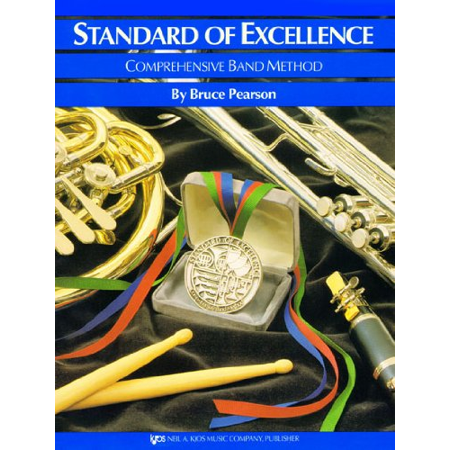 Standard Excellence Book 1 Flute (Standard of Excellence Book 2)