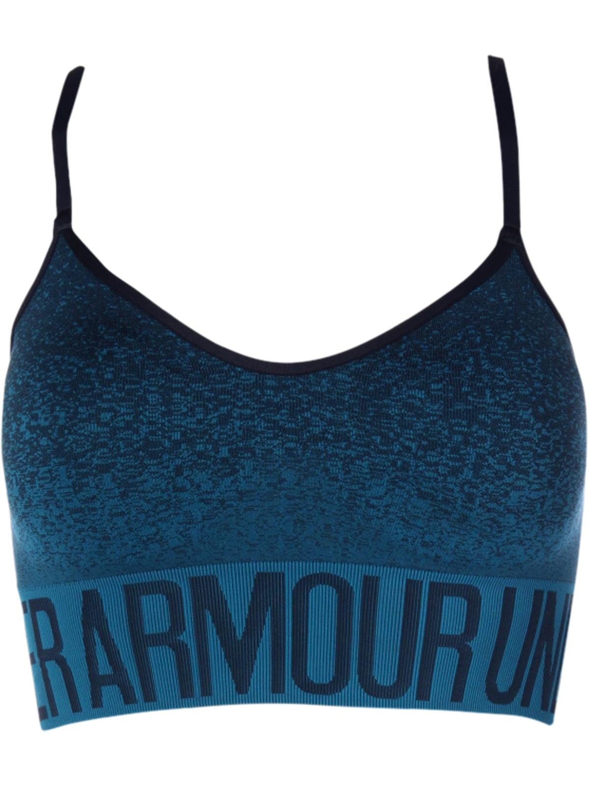 Under Armour Womens Racerback Low-Impact Sports Bra