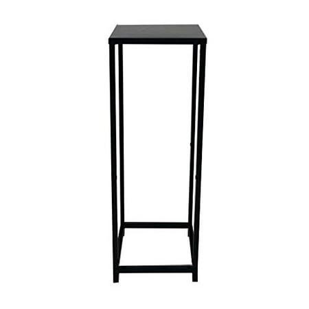 Koyal Whole Black Modern Flower Stand Metal Fl Pedestal For Wedding Centerpieces