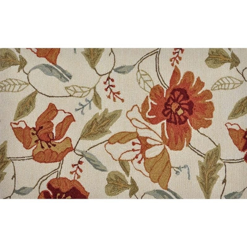 Loloi Rugs Summerton 01IV00 Hand Hooked Polyester Transitional Area Rug