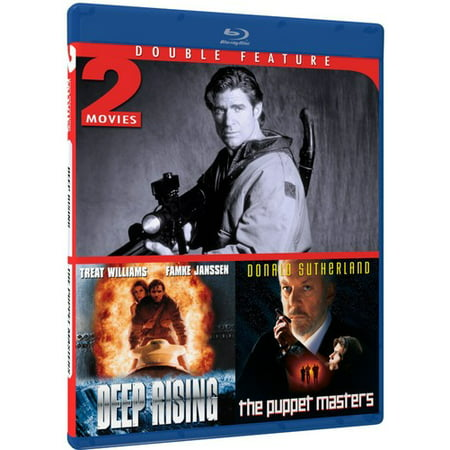 Deep Rising / The Puppet Masters (Blu-ray)