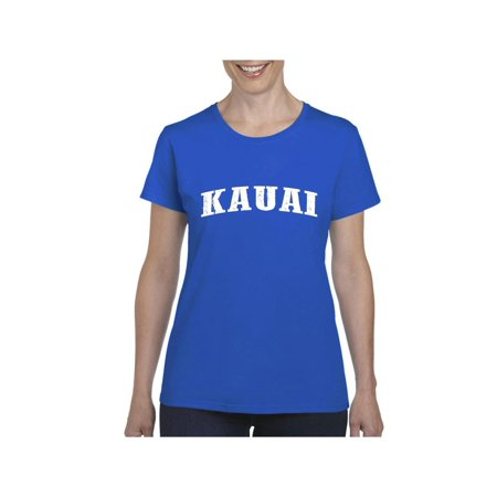 Hawaii Kauai Maui Oahu Women's Short Sleeve T-Shirt