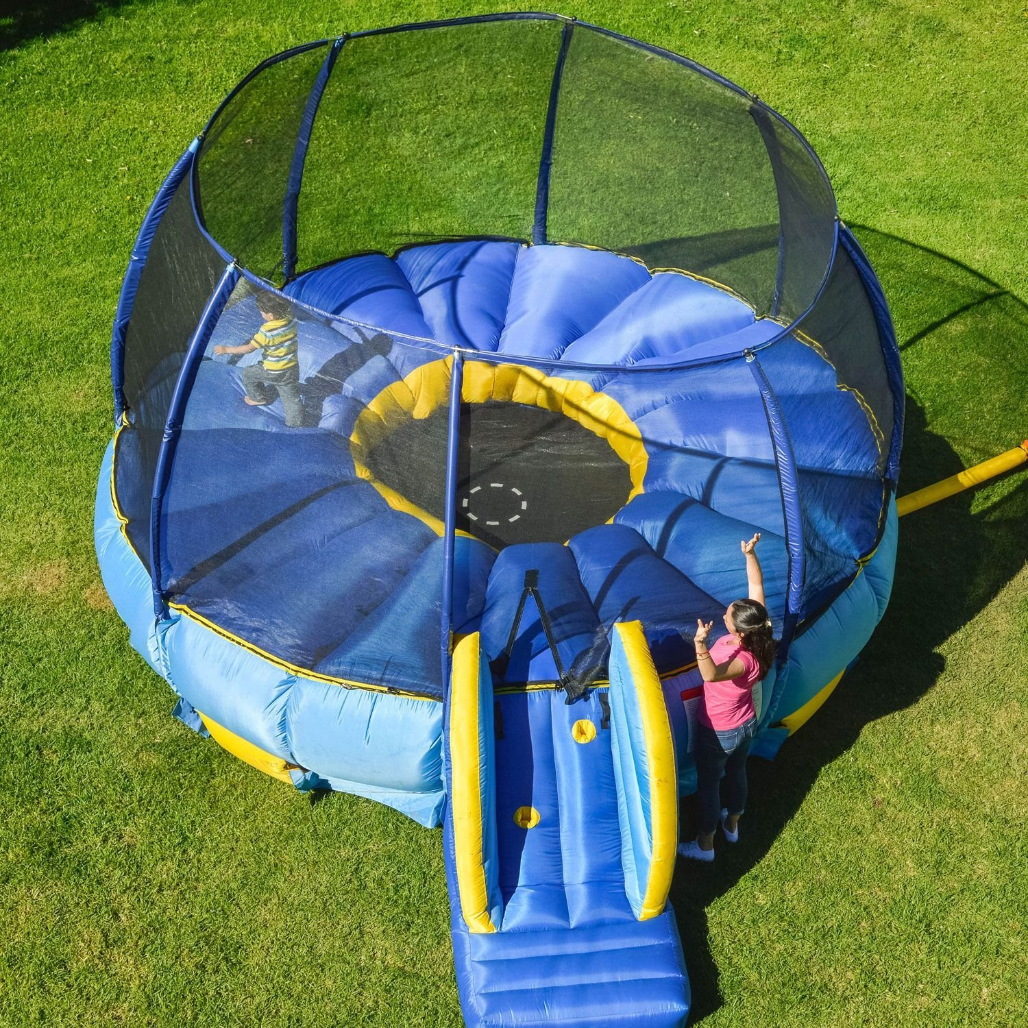 Bounce Superdome Trampoline and Bouncer