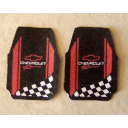 1/25 Scale Chevy Racing Car Mat